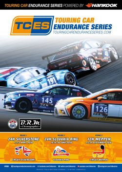 TCES powered by Hankook gets underway at Silverstone